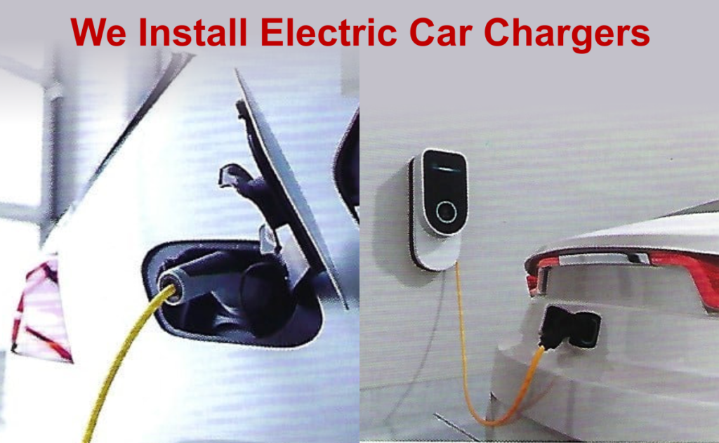 Masters Electric Car Charger Installation